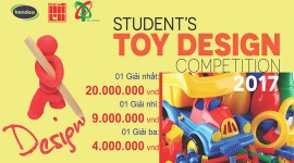 Cuộc thi Students Toy Design Competition.